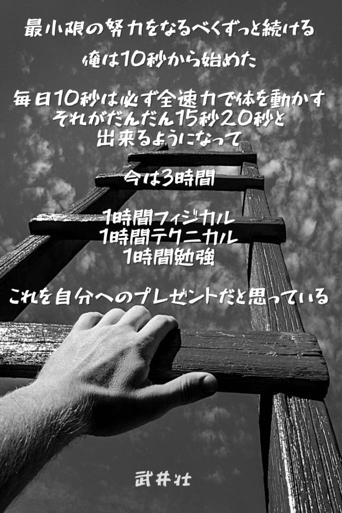 武井壮の名言6